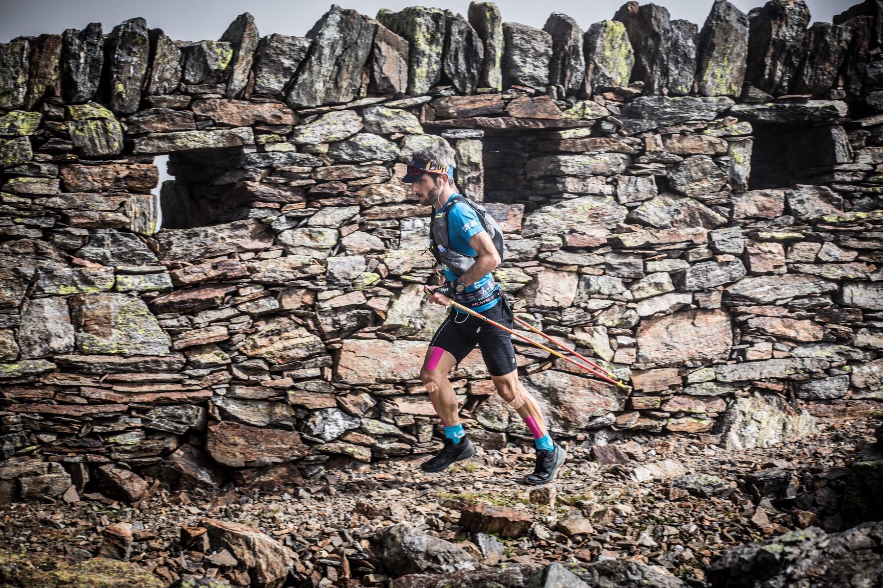 Luca Manfredi Negri punta al bis all'Adamello Ultra Trail