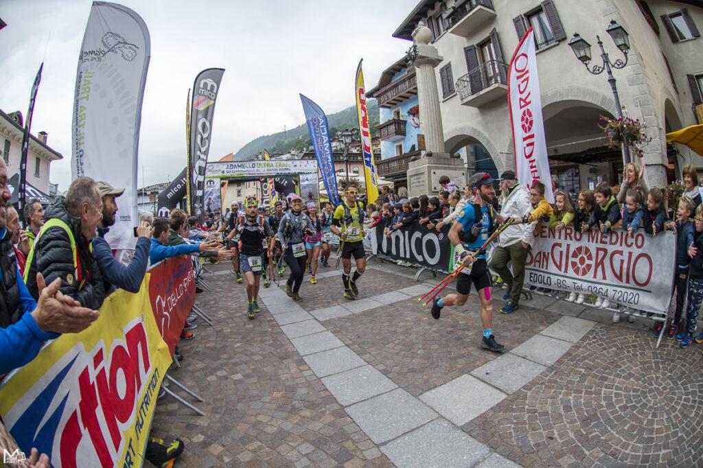 Adamello Ultra Trail, i campioni del running sfidano la montagna